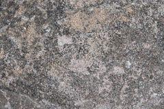 Detalhado perto acima da superfície do granito e os muros de cimento e os assoalhos fotos de stock