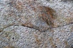 Detalhado perto acima da superfície do granito e os muros de cimento e os assoalhos imagens de stock royalty free