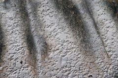 Detalhado perto acima da superfície do granito e os muros de cimento e os assoalhos foto de stock
