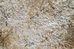 Detalhado perto acima da superfície do granito e os muros de cimento e os assoalhos fotografia de stock royalty free