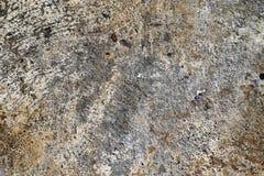 Detalhado perto acima da superfície do granito e os muros de cimento e os assoalhos imagem de stock royalty free