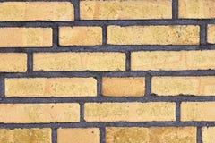 Detalhado perto acima do brickwall envelhecido e resistido colorido na alta resolu??o imagens de stock