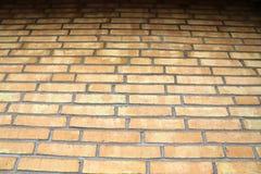 Detalhado perto acima do brickwall envelhecido e resistido colorido na alta resolu??o fotos de stock royalty free