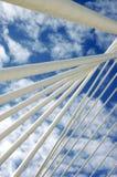 Detalhe 12 da ponte Imagens de Stock