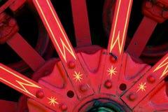 Detalhe 2 da roda Imagem de Stock Royalty Free