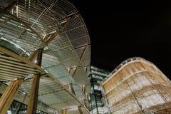 Detalhe arquitectónico abstrato Imagem de Stock