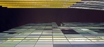 Detalhe arquitectónico abstrato Imagens de Stock Royalty Free
