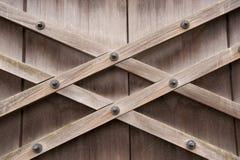 Detalhe arquitectónico do latticework Fotos de Stock