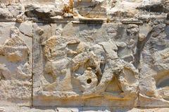 Detalhe arquitectónico, lado, Turquia Imagens de Stock Royalty Free
