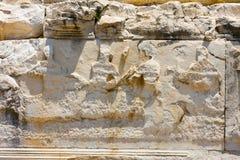 Detalhe arquitectónico, lado, Turquia imagem de stock royalty free