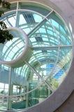 Detalhe arquitectónico moderno Foto de Stock Royalty Free