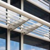 Detalhe arquitectónico moderno. Imagens de Stock Royalty Free