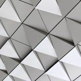 Detalhe arquitetónico da ilustração 3d abstrata Fotografia de Stock