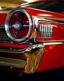 Detalhe clássico do carro Fotografia de Stock