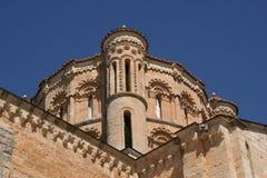Detalhe da abóbada do escolar de Toro, Zamora imagens de stock royalty free