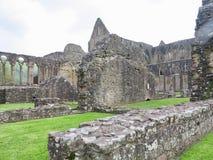 Detalhe da abadia fotos de stock
