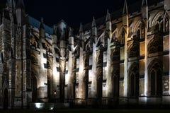 Detalhe da abadia de Westminster foto de stock royalty free