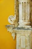 Detalhe da arquitetura de Havana Fotografia de Stock Royalty Free
