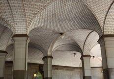 Detalhe da arquitetura de New York City Imagem de Stock