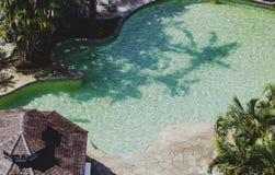 Detalhe da associação do ` s do hotel de Marriott do paraíso dos surfistas no ouro Fotos de Stock