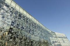 Detalhe da câmara municipal em Alphen Fotos de Stock