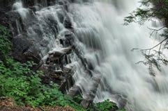 Detalhe da cachoeira Fotografia de Stock Royalty Free