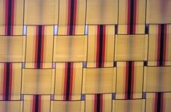Detalhe da cadeira de gramado Imagem de Stock