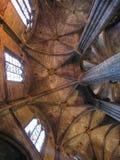 Detalhe da catedral fotos de stock royalty free