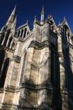 Detalhe da catedral, Salisbúria foto de stock
