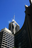 Detalhe da cidade de Sydney Foto de Stock