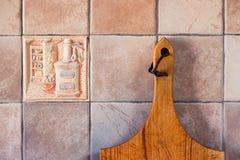 Detalhe da cozinha Foto de Stock