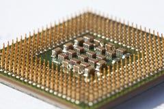 Detalhe da eletrônica imagem de stock