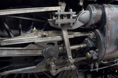 Detalhe da engenharia Fotos de Stock Royalty Free