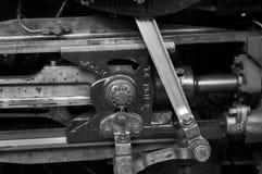 Detalhe da engenharia Foto de Stock Royalty Free
