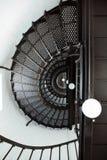 Detalhe da escadaria imagem de stock