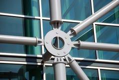 Detalhe da estrutura Imagem de Stock