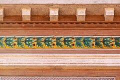 Detalhe da fachada Imagens de Stock