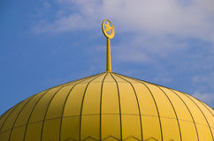 Detalhe da mesquita Fotos de Stock