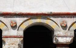 Detalhe da mesquita de Sarena Dzamija Fotos de Stock Royalty Free