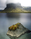Detalhe da paisagem de Islândia Fotos de Stock