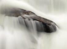 Detalhe da pedra e da água Foto de Stock Royalty Free