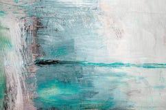 Detalhe da pintura a óleo Fotos de Stock