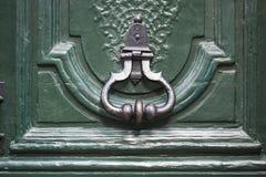 Detalhe da porta Fotografia de Stock Royalty Free