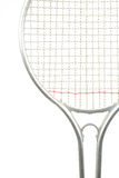 Detalhe da raquete de tênis Imagem de Stock Royalty Free