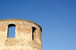 Detalhe da ruína Imagens de Stock Royalty Free