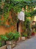 Detalhe da rua em Italy Fotografia de Stock