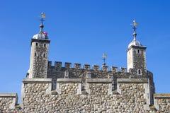 Detalhe da torre de Londres Imagem de Stock
