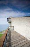 Detalhe da torre de vigia Fotografia de Stock Royalty Free
