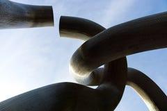 Detalhe das esculturas em Kurfuerstendamm  Fotografia de Stock Royalty Free