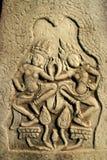 Detalhe de Angkor Fotografia de Stock Royalty Free